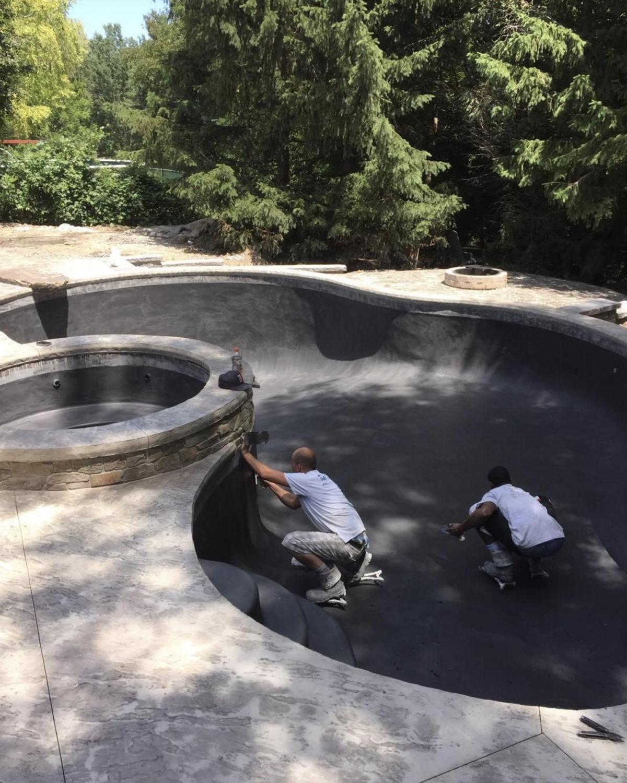 inground pool resurfacing, pool repair, Rochester, NY