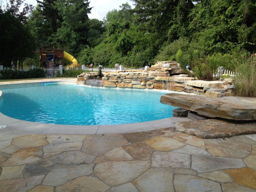 inground pool, Rochester, NY