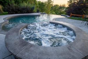 Spa Pool Combo