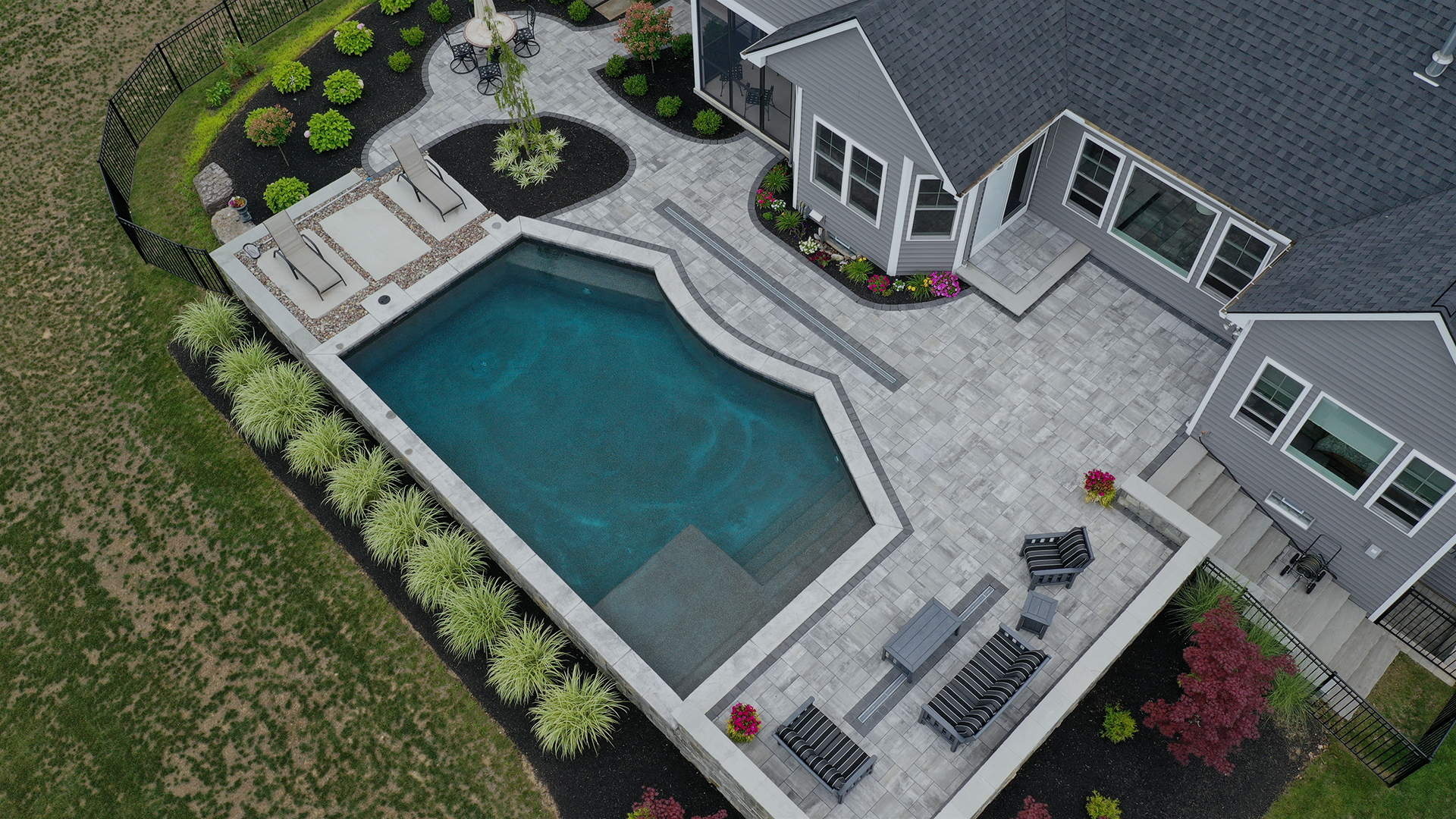 Custom Designed Pool