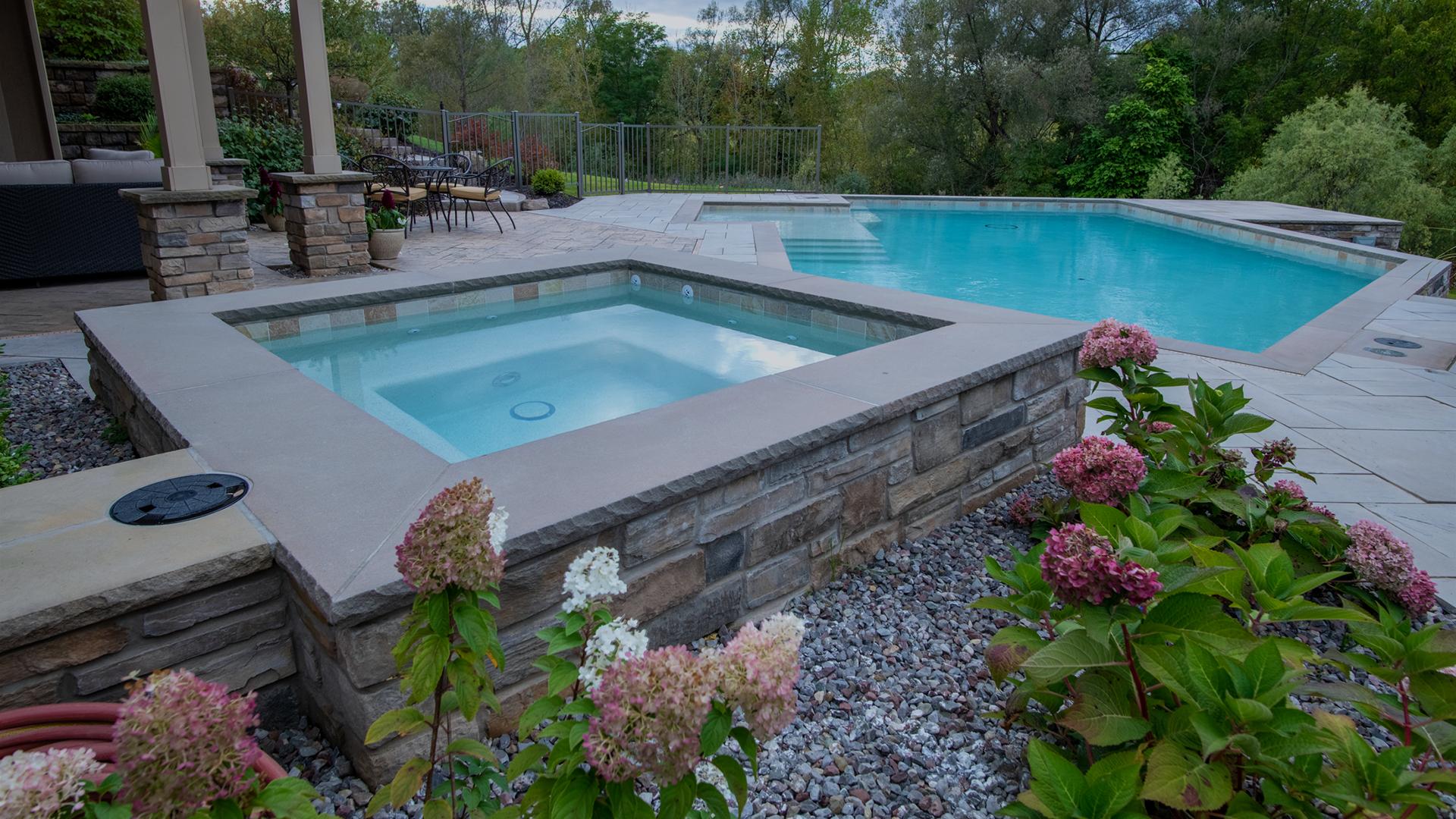 Timeless Pool Design
