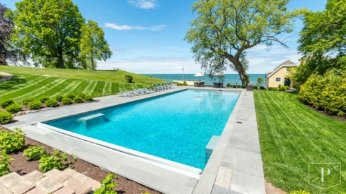 Rochester InGround Pools By Precision-170